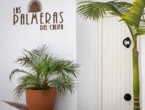 Fachada Las Palmeras del Califa