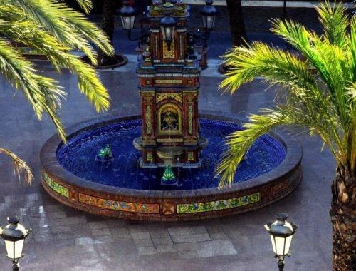Plaza España | Vejer de la Frontera