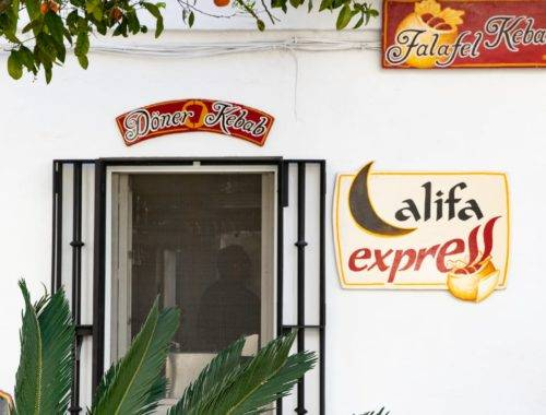 Califa Express Slider