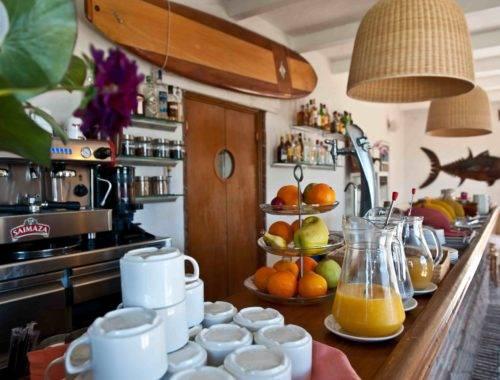Desayuno Hotel Madreselva