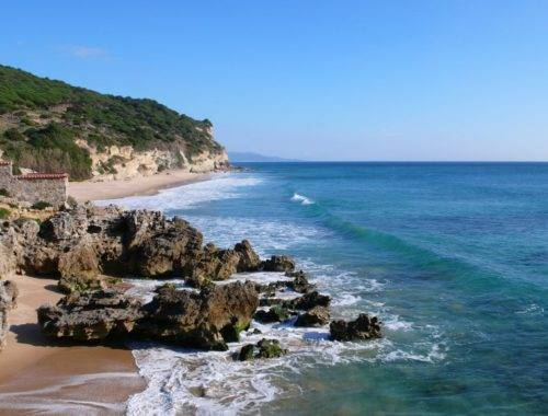 Playa Los Caños de Meca