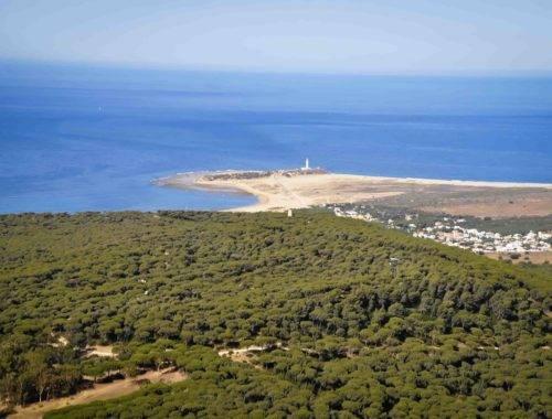 Cabo Trafalgar y PN Las Brenas