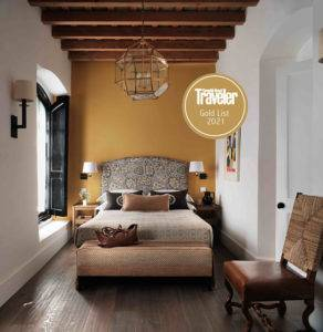 El hotel Plaza 18 de Vejer en la Gold List 2021 de Condé Nast Traveler